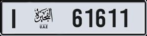 61611