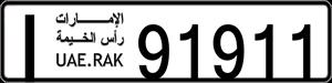 91911