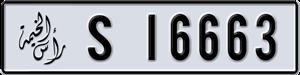 16663