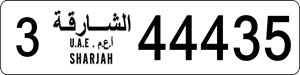 44435