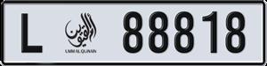 88818