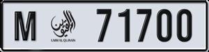 71700
