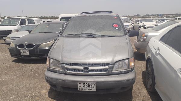 2000 toyota sienna for sale in uae 189506 www emiratesauction com