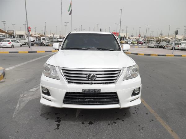 2011 Lexus LX 570 for sale in UAE | 98224