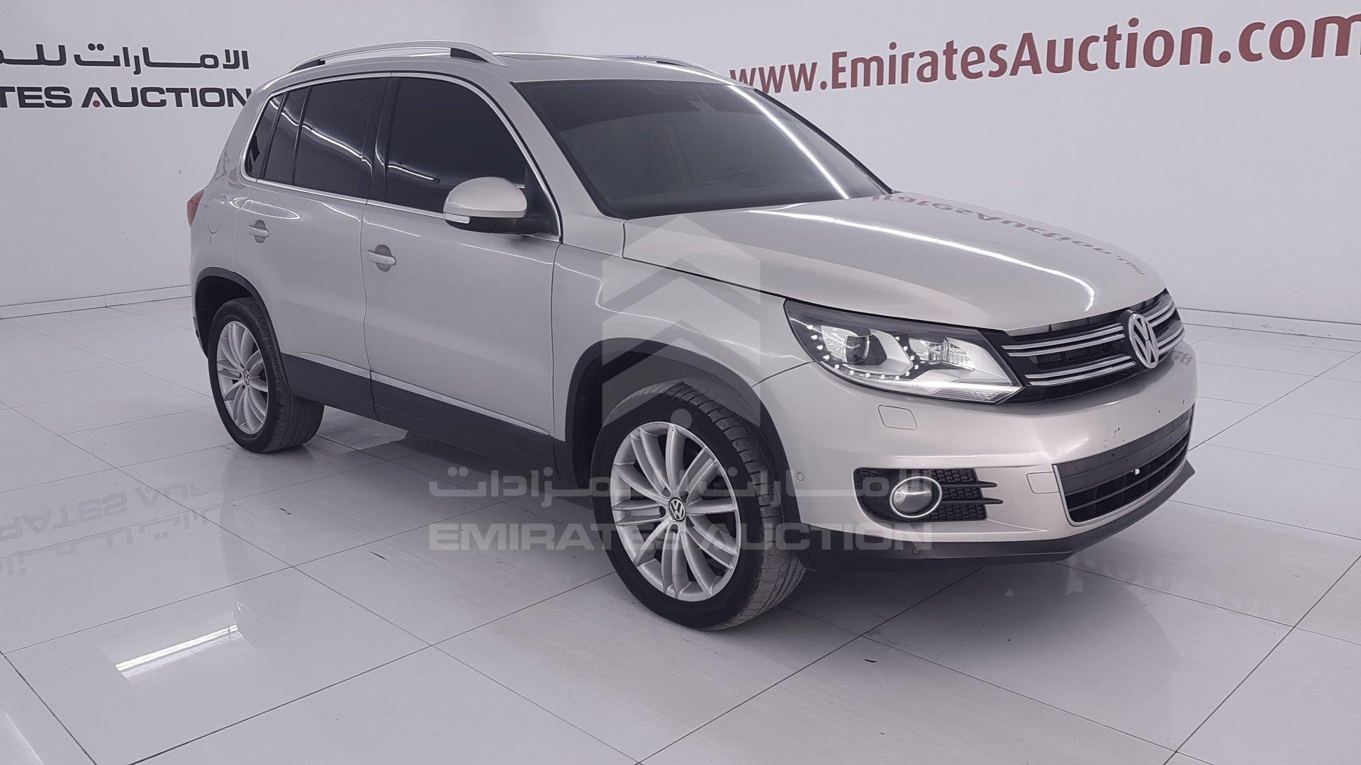2012 Volkswagen Tiguan for sale in UAE | 197031