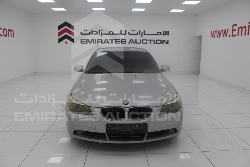 2006 Bmw 540i For Sale In Uae 26263