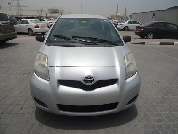 2009 Toyota Yaris for sale in UAE | 10996