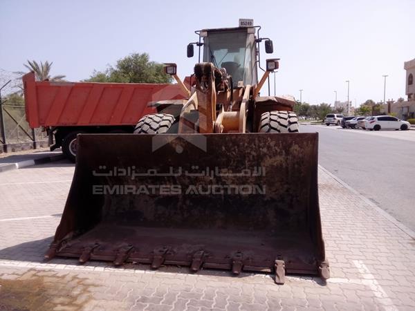 2007 Case shovel for sale in UAE | 145621