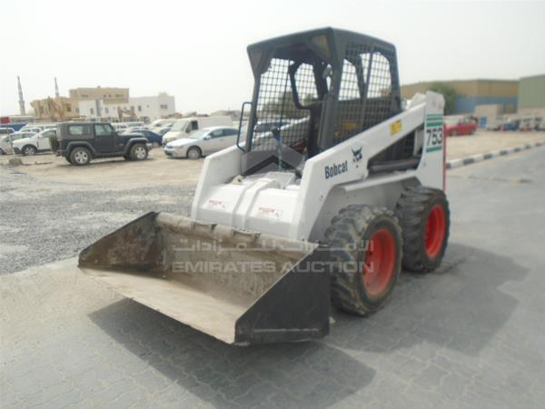 2004 Bobcat 753 For Sale In Uae 104230