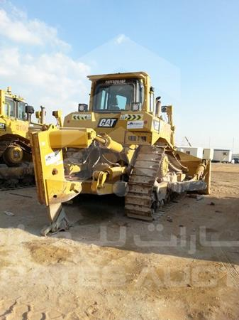 2008 Caterpillar D8R for sale in UAE | 14744