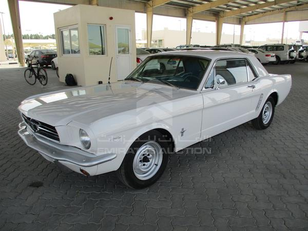 1965 Ford Mustang For Sale In UAE
