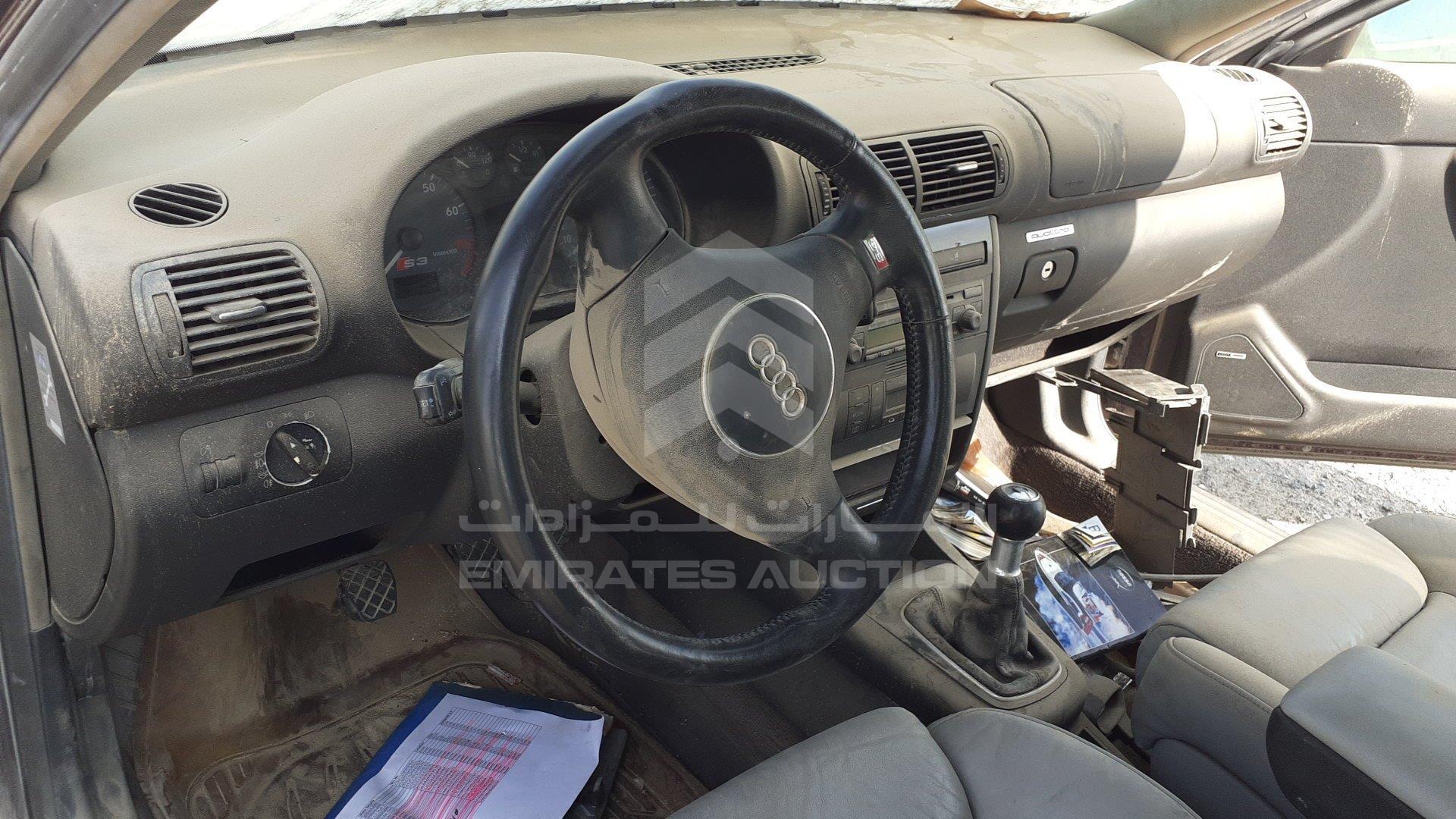 2002 Audi S3 for sale in UAE | 225863